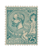 Monaco 1891-1894 - YT 16 - Postfrisk