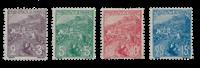 Monaco - 1919 - YT 27/30, neuf
