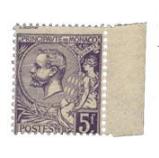 Monaco - 1920-1921 - YT 46, neuf
