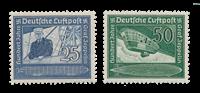 Tyske Rige - 1938 - Michel 669/670, Postfrisk