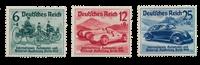 Empire Allemand - 1939 - Michel 686/688, neuf