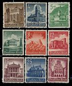 Tyske Rige - 1940 - Michel 751/759, Postfrisk