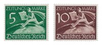 German Empire - 1939 - MICHEL Z738/739 - Mint