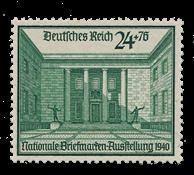 Tyske Rige - 1940 - Michel 743, Postfrisk