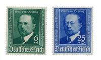 Empire Allemand - 1940 - Michel 760/761, neuf