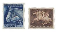 Empire Allemand - 1941 - Michel 779/780, neuf