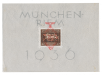 Empire Allemand - 1937 - Michel Bloc 10, neuf