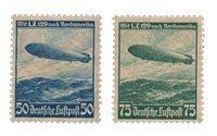 Tyske Rige - 1936 - Michel 606/607, Ubrugt (med og   uden gummi)
