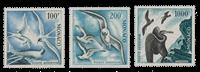 Monaco - 1957 - Yvert A66/68 neuf
