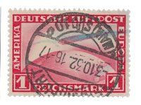 Empire Allemand - 1931 - Michel 455, oblitéré