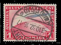 Empire Allemand - 1931 - Michel 455, oblitéré