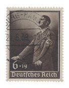 Empire Allemand - 1939 - Michel 694, oblitéré