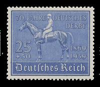 Empire Allemand - 1939 - Michel 698, neuf avec charnière