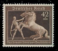 Empire Allemand - 1939 - Michel 699, neuf avec charnière