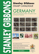 Stanley Gibbons - Germany 2018 - Stamp catalogue
