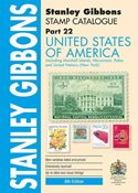 Stanley Gibbons - Stati Uniti - Catalogo di francobolli