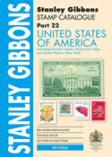 Stanley Gibbons catalogue - Etats-Unis 2015