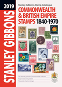 Stanley Gibbons frimærkekatalog - Commonwealth and  British Empire 1840-1970