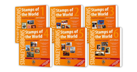 2019 Stamps of the World (Set of 6 Catalogues)