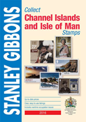 Stanley Gibbons catalogue - Channel Islands/Isle of Man 2016