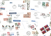 Denmark - Approx. 60 first day covers