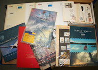 Islande/Norvège/Danemark - Livres annuels