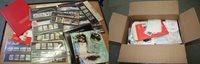 Divers pays - Carton trouvailles