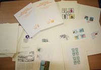 RDA - Carte premier jour 1990