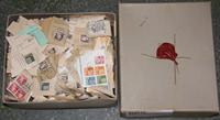 Danmark - 1 kg postforseglet 1971