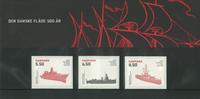 Danemark - Présentation souvenir : Flotte danoise 500 ans