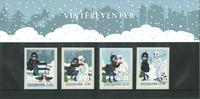 Danemark - Présentation souvenir - Contes d'hiver