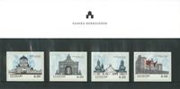 Danimarca 2011 - Castelli e manieri - presentation pack