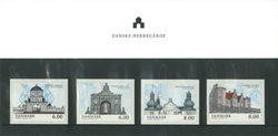Danemark - Présentation souvenir - L'art du timbre  2009-10