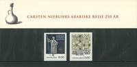 Danimarca 2011 - Viaggio in Arabia di C. Niebuhr - presentation pack
