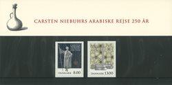 Danemark - Présentation souvenir - Le voyage de Carsten Niebuhr