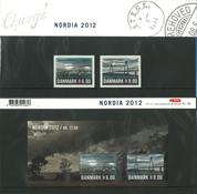 Danimarca - Nordia 2012 / Ponti - presentation pack