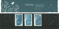 Danimarca - Arte sui francobolli - presentation pack