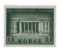 La Norvège - 1941 - AFA 231, neuf