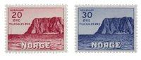 La Norvège -  1938 - AFA 199/200, neuf
