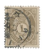 Norge - 1877-1878 - AFA 22, Stemplet)