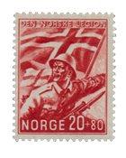 Norge - 1941 - AFA 230, Ubrugt
