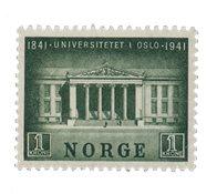 La Norvège - 1941 - AFA 231, neuf avec charnière