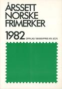 Norge - Årsmapper 20 stk.