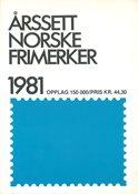 Norge - Årsmapper 12 stk