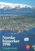 Norge - Årsmapper 11 stk.