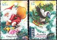 Îles Christmas - Noël 2018 - Série neuve 2v