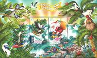 Christmas Island - Julen 2018 - Postfrisk miniark