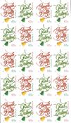 Australien - Julen 2018 - Postfrisk hæfte med 20 mærker