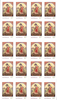 Australie - Noël 2018 Madonne - Carnet neuf avec 20 timbres