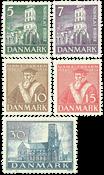 Danmark - Reformationens indførelse - postfrisk